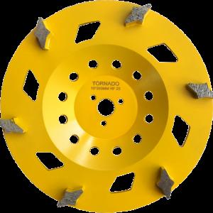 """10""""Meteor Cup Wheels"""