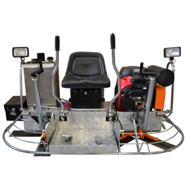 "Ride-On 36"" Trowel machine"