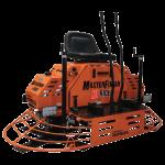 MF Hi Rider Trowel Machine