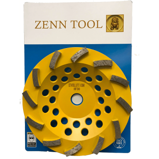 Zenn Tools Cup Wheels