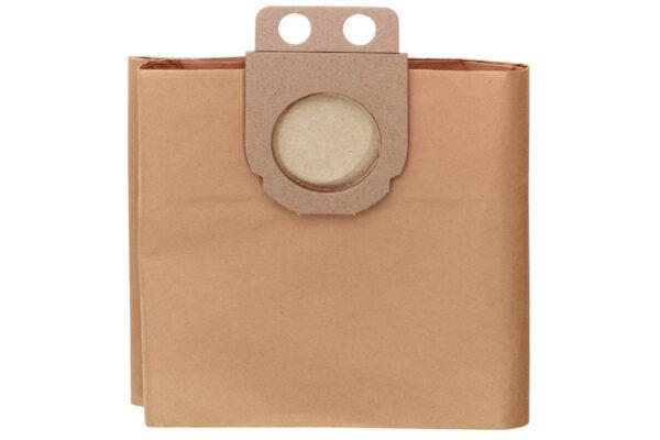5 PAPER FILTER BAGS 50 L